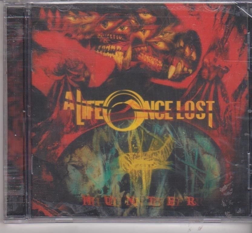 Hunter by A Life Once Lost [Cd ]