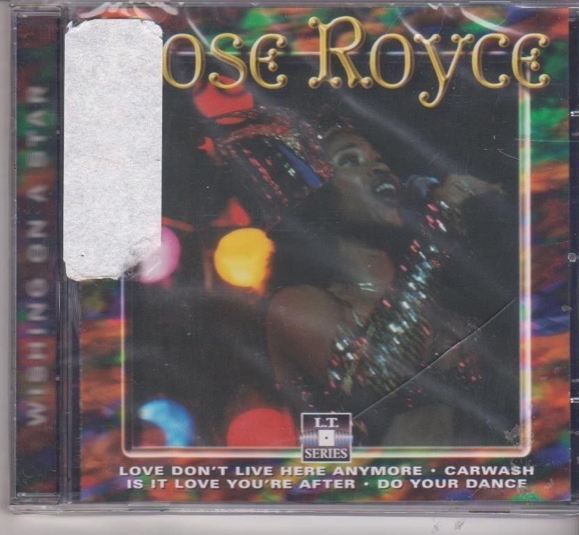 Wishing on a Star by Rose Royce [Cd ]