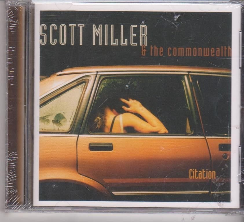 Citation By  commonwealth  & Scott Miller  [Cd ]