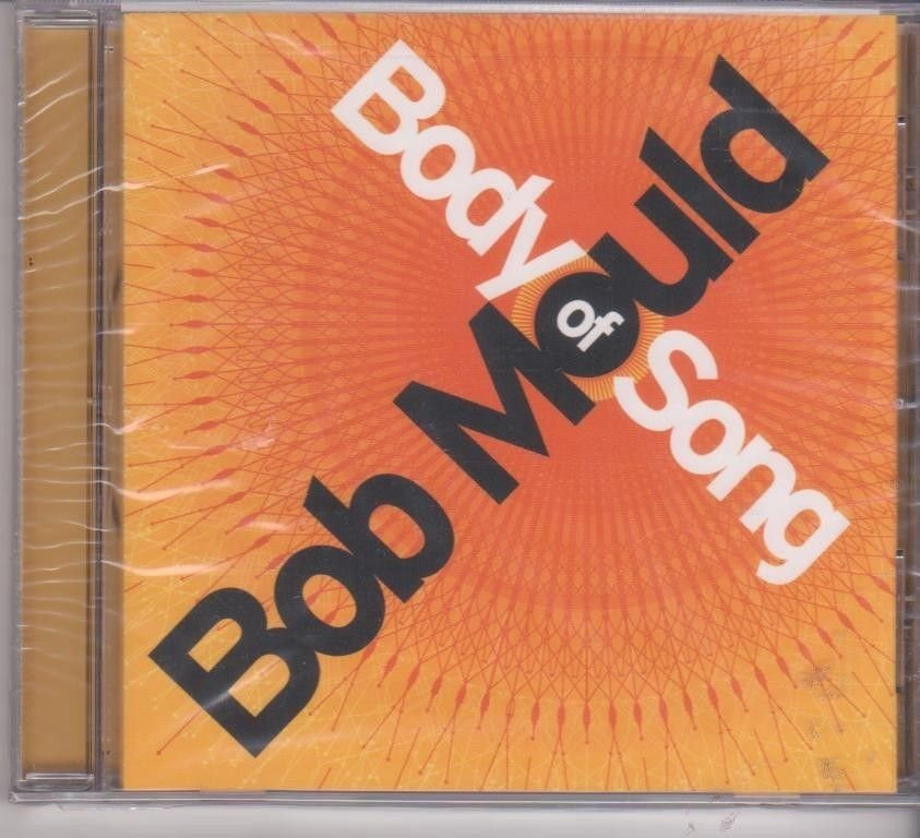 Body Of song By Bob Mould  [Cd ]