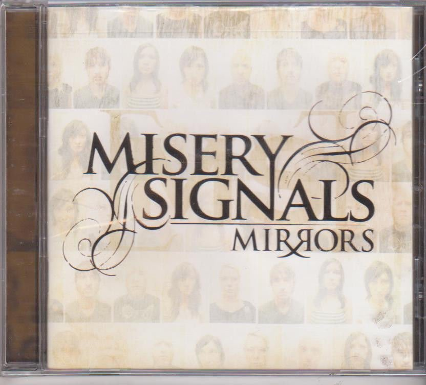 Mirrors by Misery Signals[Cd ]