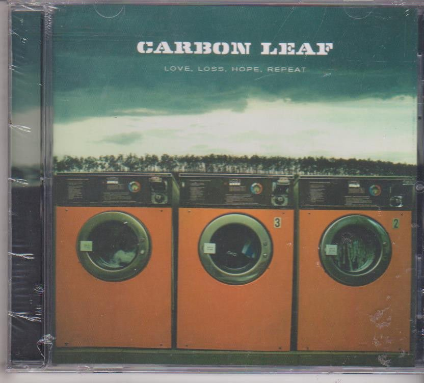 Love, Loss, Hope, Repeat by Carbon Leaf [Cd ]Songs Learn to Fly,Royal Ones ,More