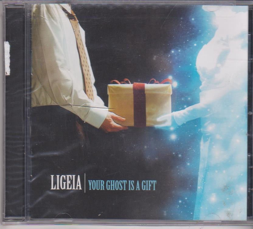 Your Ghost Is a Gift Ligeia  [Cd ] songs Beyond a Doubt, Heart attack & More