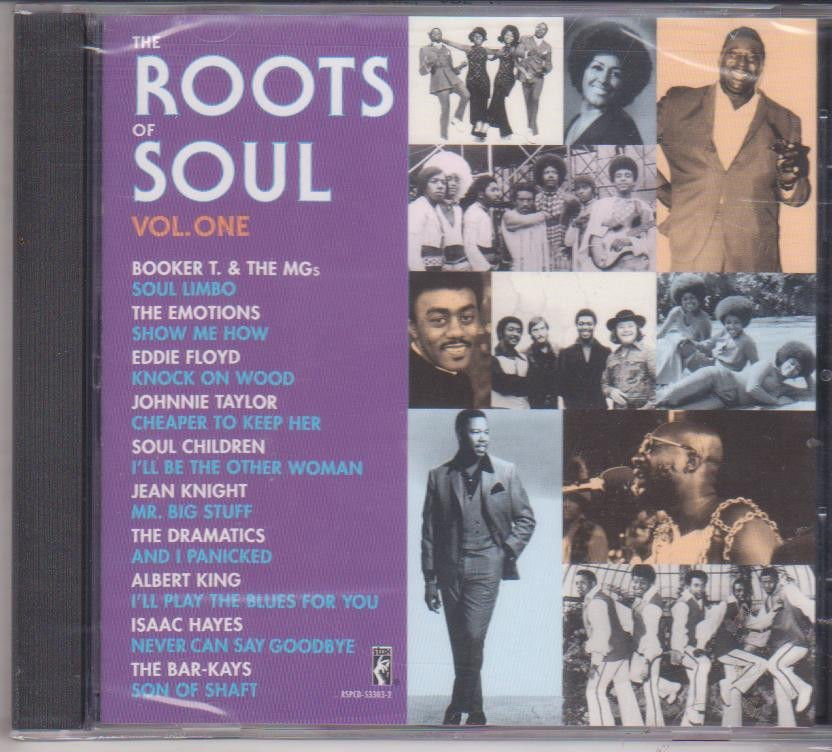 Roots of Soul 1 by Roots of Soul [Cd ]