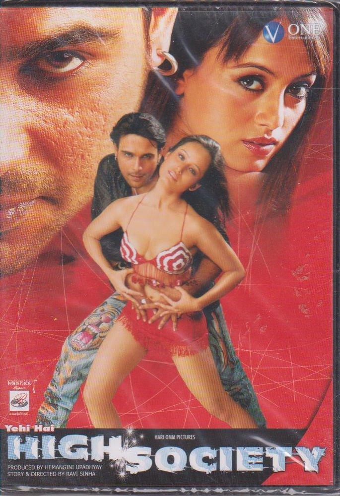 Yehi Hai High society - Aaryan , Alta Shah  [Dvd]