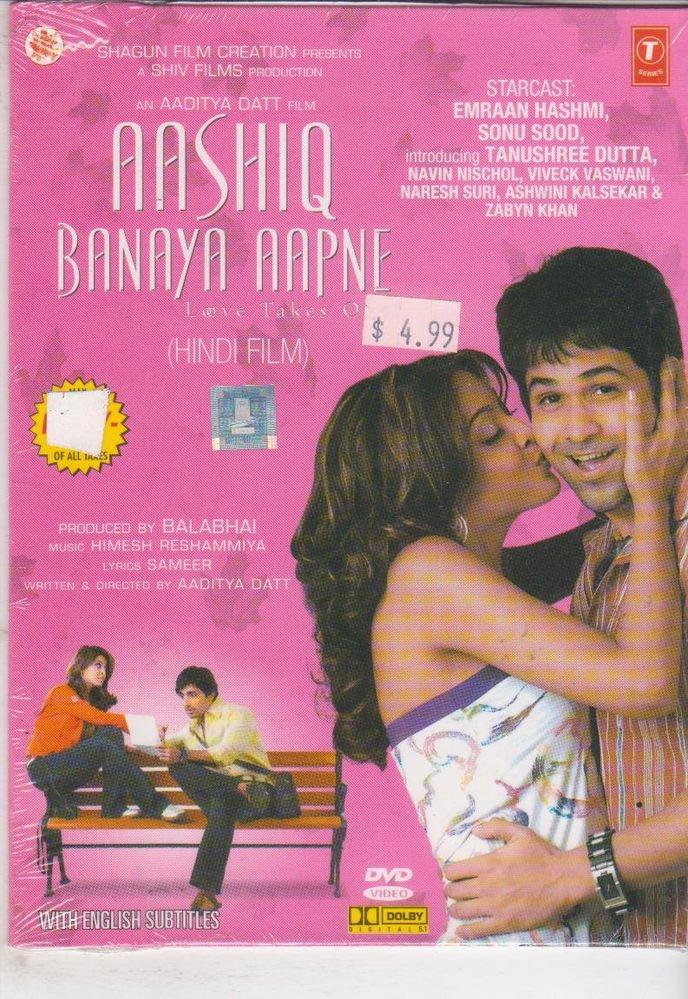 Aashiq banaya aapne - Emran Hashmi, Tanushree dutta   [Dvd]