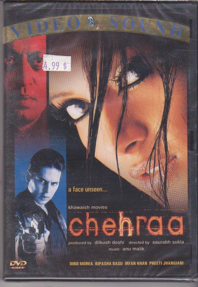 Chahraa - Bipasa basu , Irfan Khan , Dino Morya [Dvd]