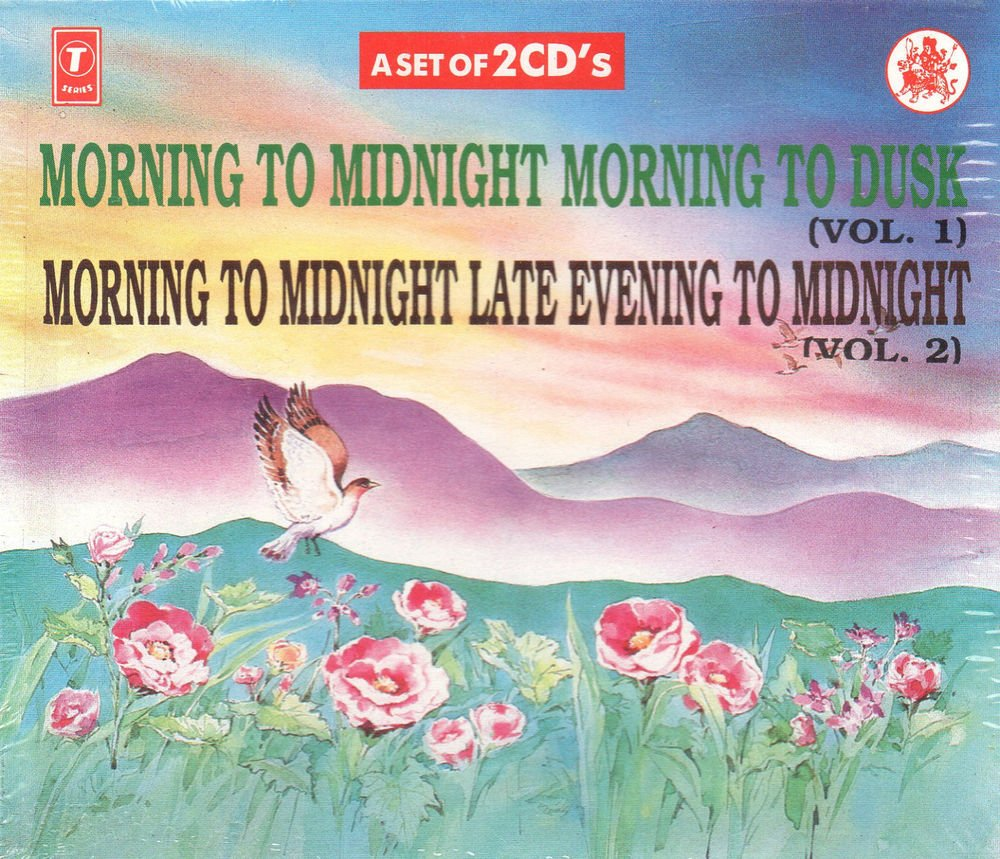 Morning to Midnight , MOrning To Dusk, Late Evening To Midnight [2 Cd Set]