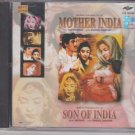 Mother India / Son Of India [Cd] Mehboob Production Classic Soundtrack