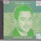 memorable duets - Kishore Kumar [Cd] USA Made