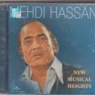 Mehdi hassan - New Musical Heights [Cd]