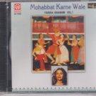 Mohabbat karne wale - Farida Khanum vol 1 [Cd]