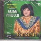 janam by Abida parveen [Cd] Uk Made Cd