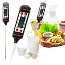 Digital Probe Meat Milk Food Thermometer Kitchen Thermometer Cooking BBQ