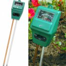 3 In 1 Hydroponic Soil Moisture Light Ph Meter Test Garden Accessories Soil Test