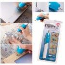Mini DIY Electric Engraving Pen Etching Jewellery Glass Wood Metal Plastic