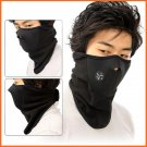 Fleece Face Mask Winter Ski Snowboard Hood Windproof Neck Warm Cycling Cap Hat Bicyle Thermal Scarf