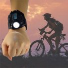 1188 L2 1000LM 4-Mode Aluminum Watch Style LED Flashlight with USB Black
