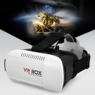 VR BOX Headset Virtual Reality 3D Glasses for Cellphone Sized 4.7-6 inch
