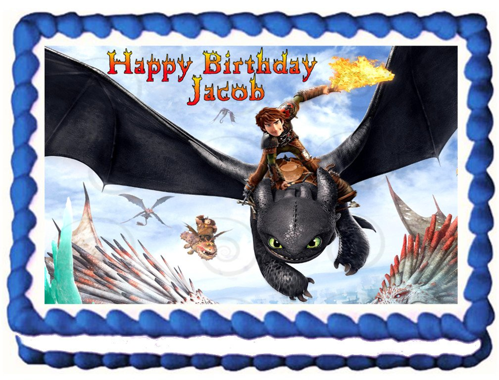 Dragon Cake Toppers Uk