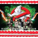 "Edible GHOSTBUSTER image cake topper 1/4 sheet (10.5"" x 8"")"