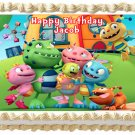 "Edible HENRY HUGGLRMONSTER image cake topper 1/4 sheet (10.5"" x 8"")"