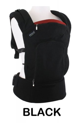 Pognae Baby Carrier (Black)