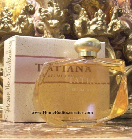 Tatiana Perfumed Bath Oil Diane Von Furstenberg 4 Oz