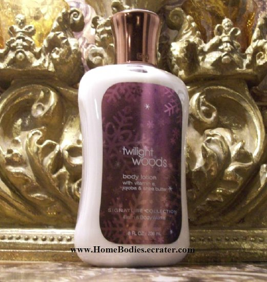 Bath & Body Works Twilight Woods Body Lotion