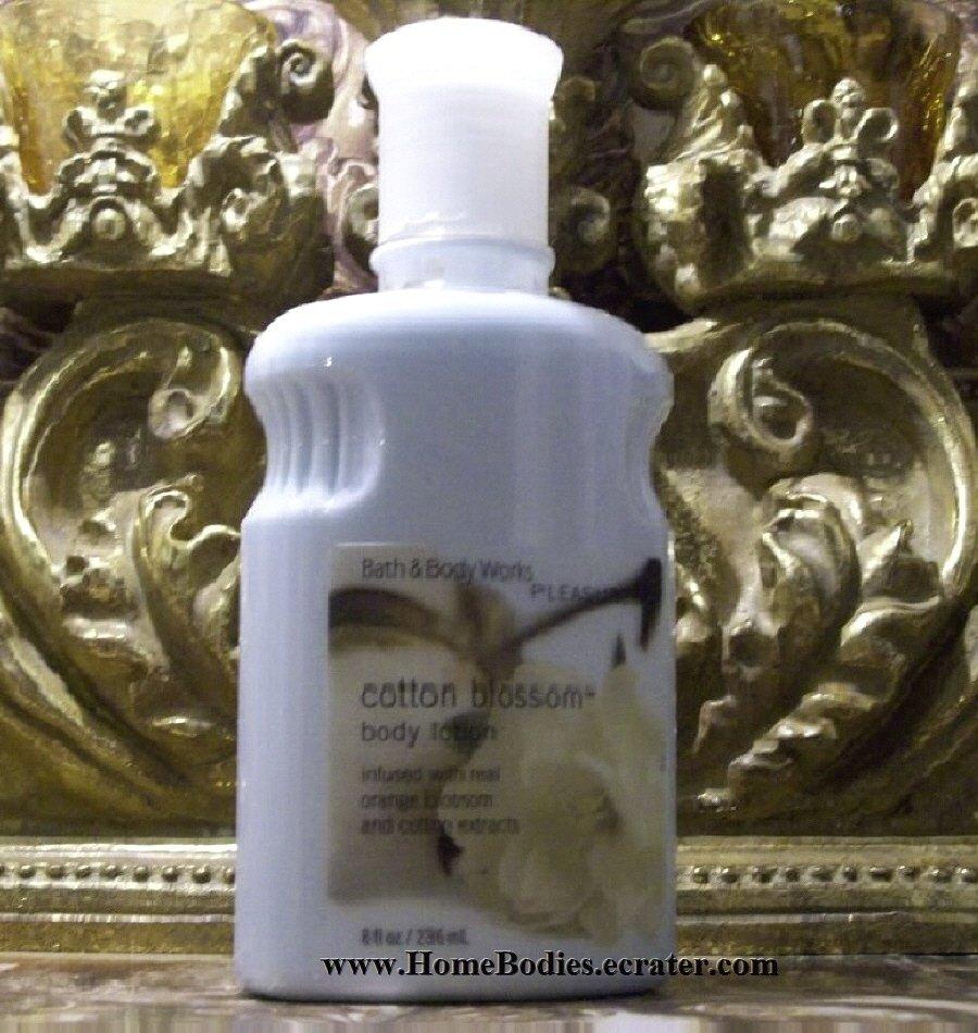Bath & Body Works Cotton Blossom Body Lotion