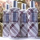 Bath & Body Works 4 Festive Vanilla Fig Body Lotion