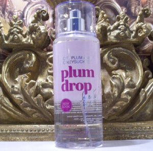 Victoria's Secret Beauty Rush Plumdrop Fragrance Body Mist Soft Plum And Honeysuckle