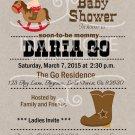 Western party | Western Baby Shower| Brithday