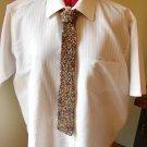 Crochet Copper Penny Mulit Color Men's Fashion Tie