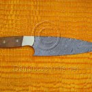 Chef's Fine Handmade Damascus Steel Kitchen Knife DCK677