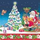 20 pcs Paper Napkins for Decoupage, Collage, Scrapbooking - Christmas Theme