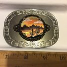Arizona belt buckle