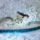 Turquoise neck collar