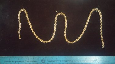 24 inch rope chain