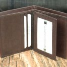 Men's Brown Leather Wallet - Bifold PT2511