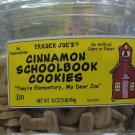 Cinnamon SchoolBook Cookies Trader Joe's