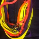 Tell Me The Color! 1 Of A Kind Amys SCARF NECKLACE , Multicolor. Classy Charm