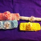 DESIGNS BY AMY ADORABLE HEADBAND, CHOOSE YOUR COLOR  HANDMADE IN USA