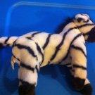 Rare cute Plush ZEBRA,