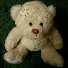 EC Heartwarming White Teddy Bear Plush Stuffed