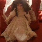 Victorian Porcelain Wedding Bride Doll