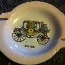 Vintage Ucagco Ceramics Ashtray Buick Touring Car 1910 Japan EUC