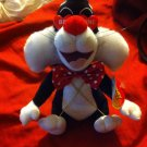 Looney Tunes Russell Stover Sylvester the Cat plush cat for valentines
