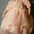 vintage  Ballerina  pink dress. RARE