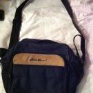 Eddie Bauer Navy Blue Shoulder Crossbody Bag Purse Small Travel Hiking